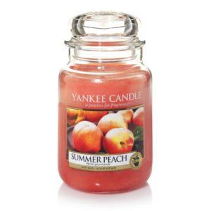 Summer Peach Giara Grande Yankee Candle