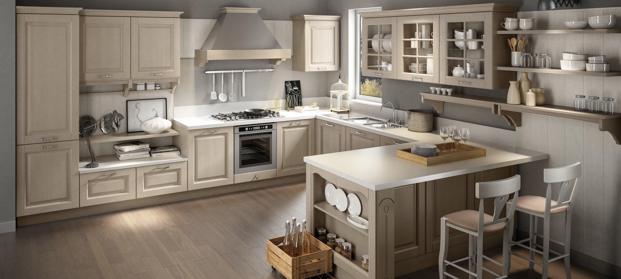 Cucine Classiche – Pagina 4 – Brennero Case Stili di Maistri ...