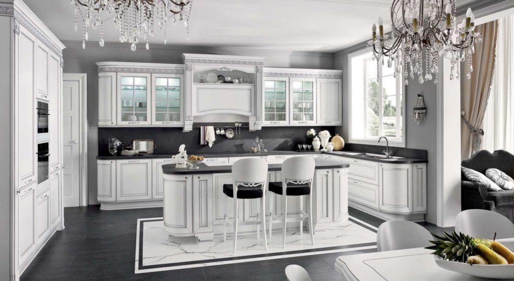Piastrelle Cucina Moderne. Cheap Parete Cucina Acciaio Parete Cucina ...