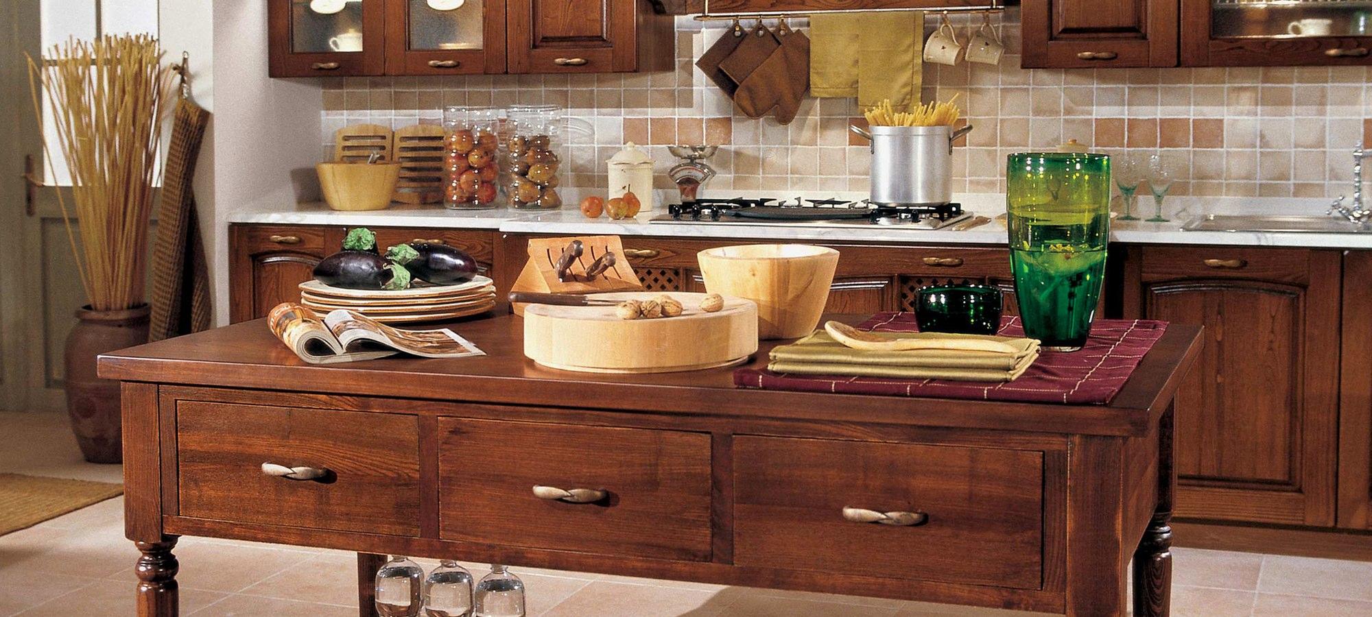 Cucine Classiche – Pagina 3 – Brennero Case Stili di Maistri ...