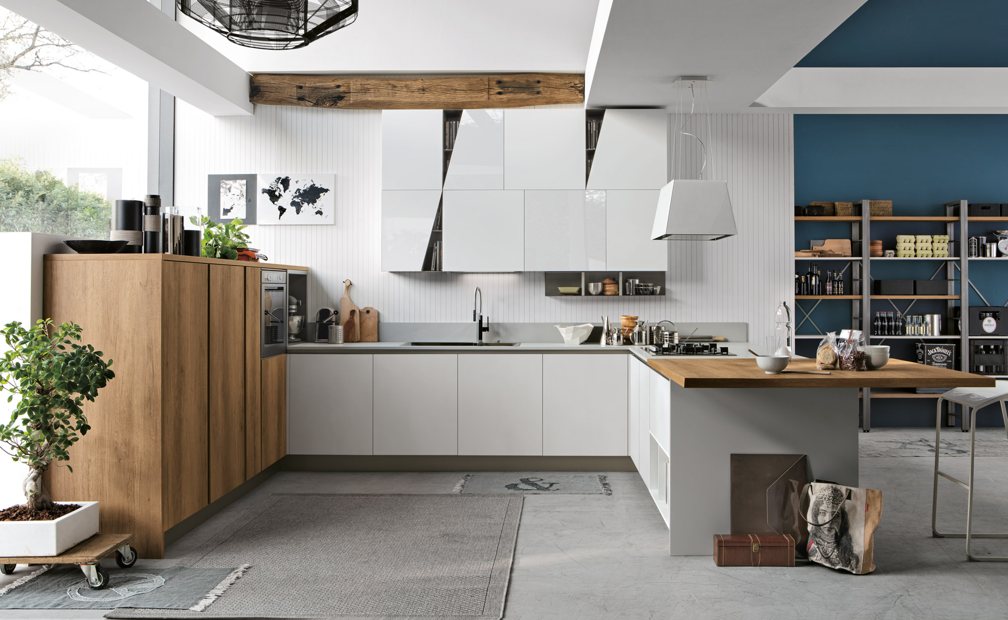 Cucine Moderne – Pagina 7 – Brennero Case Stili di Maistri ...