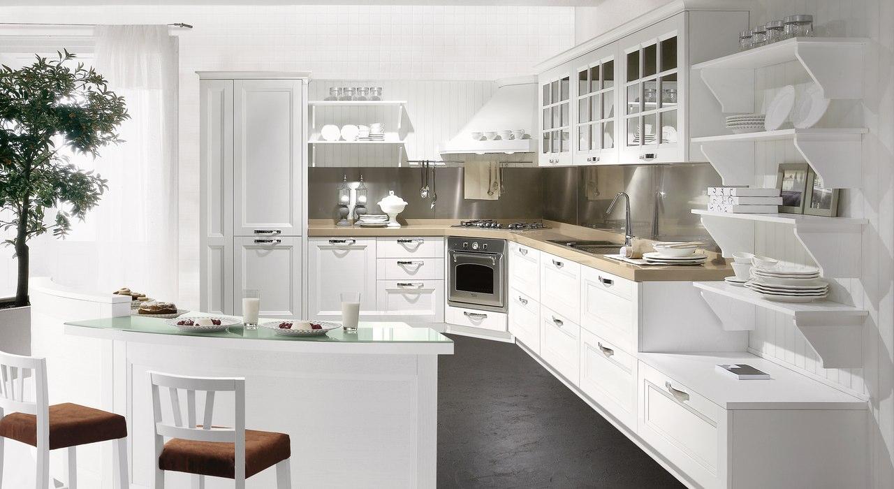 Cucine Contemporanee – Pagina 3 – Brennero Case Stili di ...